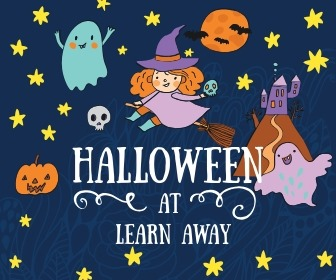 Halloween at Learn Away