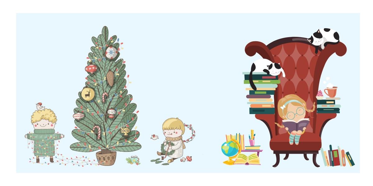 Διακοπές και διάβασμα